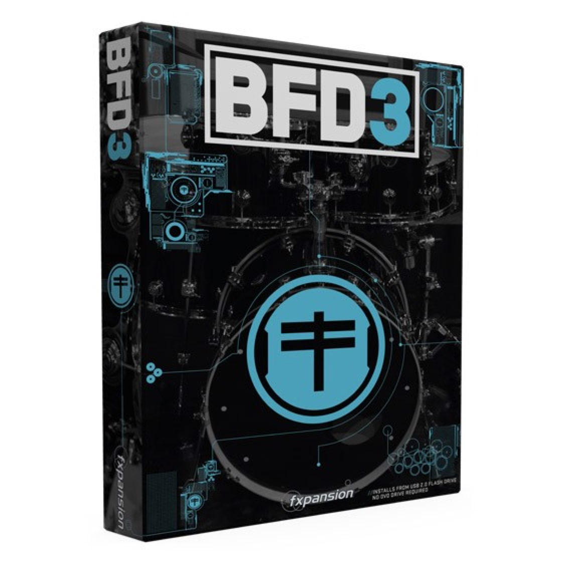BFD/BFD2/BFD3/